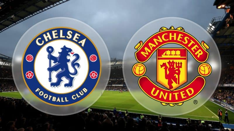 elsea vs manchester united