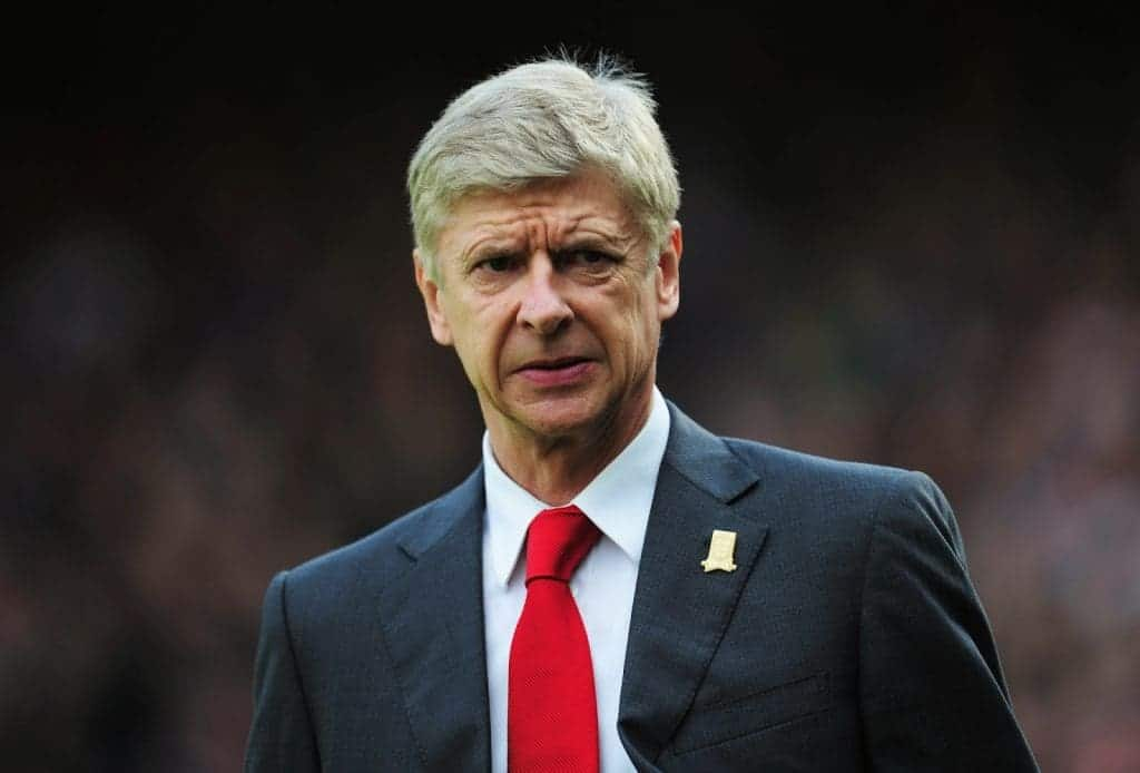 Arsene Wenger,Arsenal,Premier League